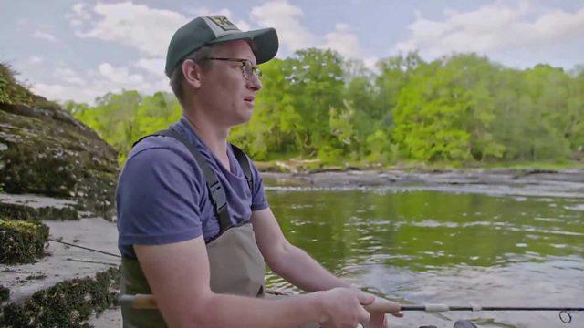 Will Millard Fishing