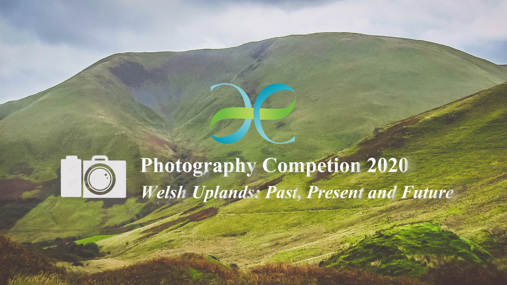 Image of Welsh Uplands and Photography competition text